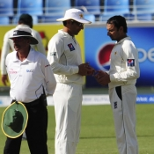 PAK VS SL - Second Test Match - day 4 - Second Session