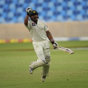 PAK VS SL - Second Test Match - day 4 - Third Session