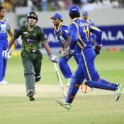 Pakistan v Sri Lanka, 1st ODI, Dubai