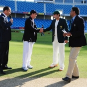 PAK vs ENG - First Test Match - day 1