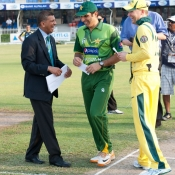 Pakistan vs Australia 3rd ODI at Sharjah Cricket Stadium