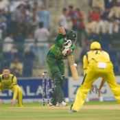 Pakistan vs Australia 2nd ODI at Abu Dhabi
