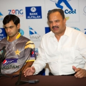 Press Conference ahead Of Pakistan Vs Australia Twenty20 series