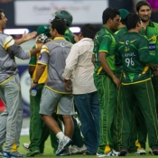 Pakistan vs Australia 2nd T20 at Dubai International Cricket Stadium