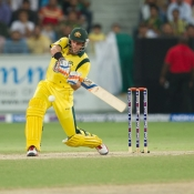 Pakistan vs Australia 3rd Twenty20 at Dubai International Cricket Stadium