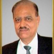 Syed Mamnoon Hussain
