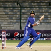 SNGPL v KRL match in Pepsi Presents Advance Telecom Ramadan T20 Cup 2013