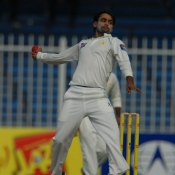 PAK VS SL - Third Test Match - day 4 -Third Session