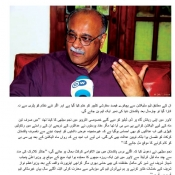 Former PCB Chairman Najam Sethi's Interview to www.dw.de