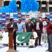 Opening ceremony of Faysal Bank Super Eight T20 Cup 2012-13