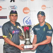 Pakistan vs South Africa ODI Series