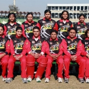 1st SMBB Women Cricket Challenge Trophy 2nd Day