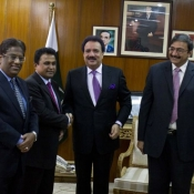 Rehman Malik assures foolproof security for Bangladesh cricket team