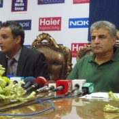 Press conference of Pepsi Presents Advance Telecom Ramadan T20 Cup 2013