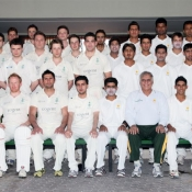 PCB U-19 & British Universities team group photo