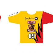 United Mobile Sialkot Stallions Kit Branding