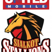 United Mobile Sialkot Stallions Logo for Broadcaster, Print, Electronic & all mediums