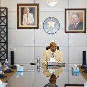 Australian delegation visits NCA
