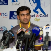 Press conference ahead of Pakistan vs Australia 1st ODI in UAE