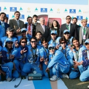 ZTBL women team with first benazir bhutto championship 2012