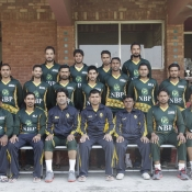 National Bank of Pakistan team Group Photo