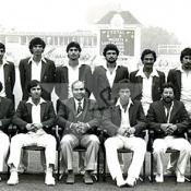 Pakistan Cricket team tour to England 1982