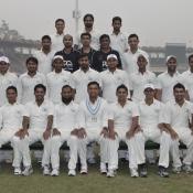 Port Qasim Authority team Group Photo