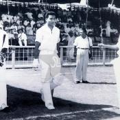 President XI vs Indian Starlets XI - Karachi - April 1960