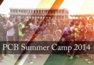 PCB Summer Camp 2014