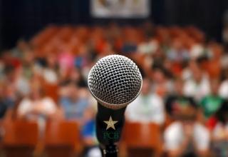 Press Conference/Media Talk