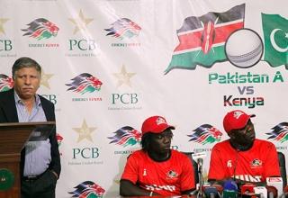 Kenya's tour of Pakistan 2014