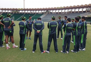 Training Camp for Bangladesh Series 2015