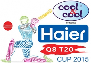 Cool & Cool Presents Haier Q8 T20 CUP 2015/16