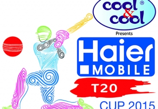 Cool & Cool Presents Haier Mobile T20 CUP 2015/16