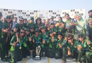 Bangladesh Women in Pakistan 2015/16