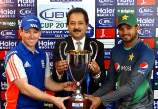 Pakistan vs England in UAE 2015/16