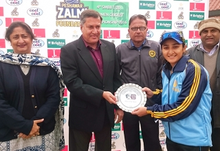 4th Shaheed Mohtarma Benazir Bhutto Women Cricket Challenge Trophy...