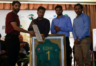 PCB joins hands with Edhi