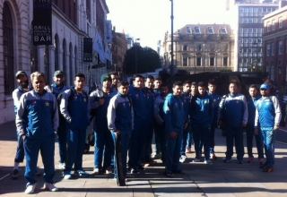 Pakistan A in England 2016