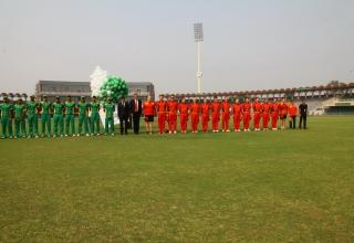 Australian Army cricket team vs Pakistan Youth XI