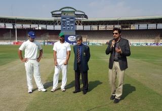 Quaid e Azam Trophy 2016
