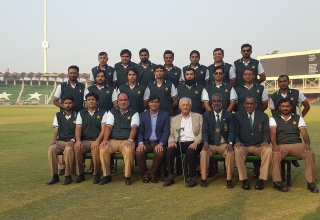 Ceremony in honour of Pakistan Disabled Cricket Team