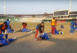 Malaysia Cricket Team tour to Pakistan