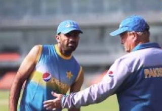 Pakistan Team camp for tour to West Indies