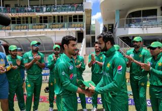 Pakistan tour of West Indies 2017