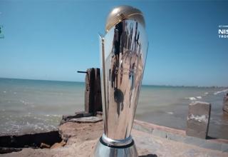 ICC Champions Trophy 2017 - ICC Champions Trophy Tour Karachi