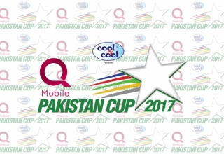 Cool and Cool presents Q Mobile Pakistan Cup 2017