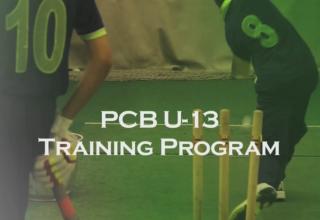 PCB U 13 Training Program