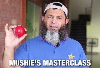Mushie's Masterclass
