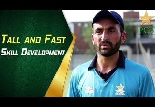 Tall and Fast - Skill Development Camp of Fast Bowlers at NCA